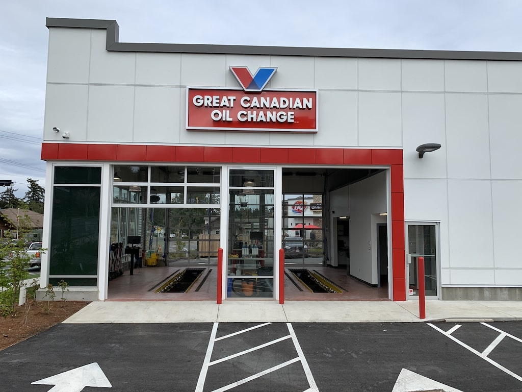Great Canadian Oil Change Millstream location