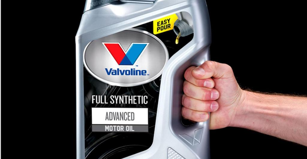 Valvoline Synthetic Motor Oil car